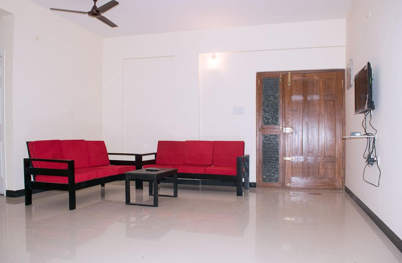 3 BHK Sharing Rooms for Women at ?6800 in Basapura, Bangalore