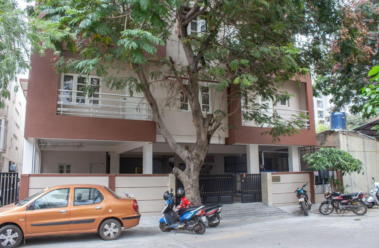 3 BHK Sharing Rooms for Women at ?7750 in Panduranga Nagar, Bangalore