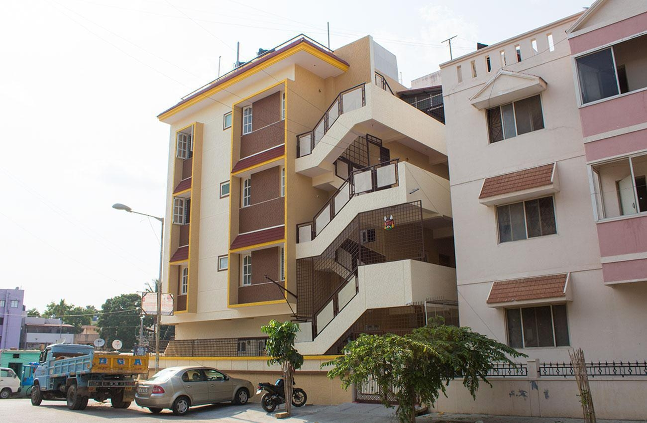 3 BHK Sharing Rooms for Women at ?8450 in Btm Layout, Bangalore
