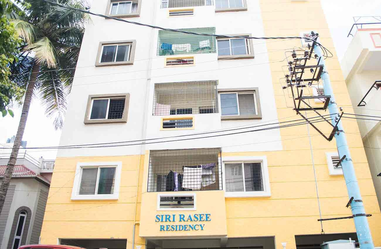 3 BHK Sharing Rooms for Men at ?6050 in Padmanabhanagar, Bangalore