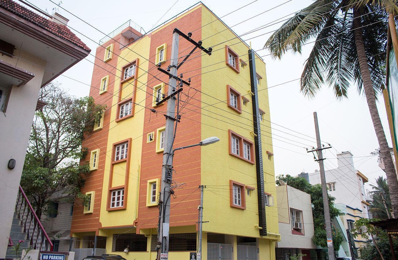 4 BHK Sharing Rooms for Men at ?6750 in Banashankari, Bangalore