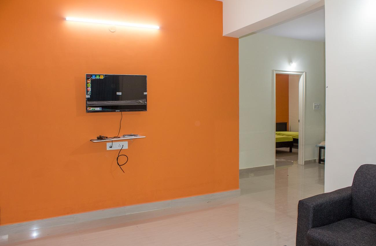 2 BHK Sharing Rooms for Men at ?7350 in Bellandur, Bangalore