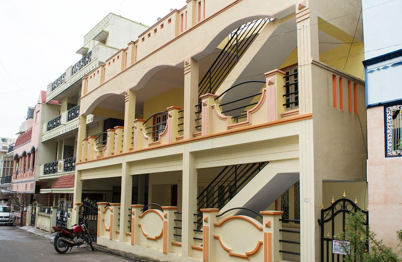 3 BHK Sharing Rooms for Women at ?11500 in Suddagunte Palya, Bangalore