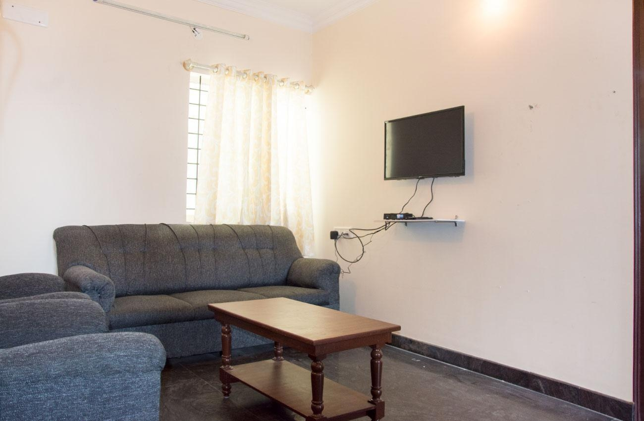2 BHK Sharing Rooms for Men at ?14000 in Ejipura, Bangalore
