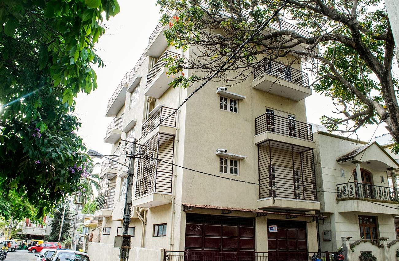 2 BHK Sharing Rooms for Men at ?8150 in Jp Nagar, Bangalore
