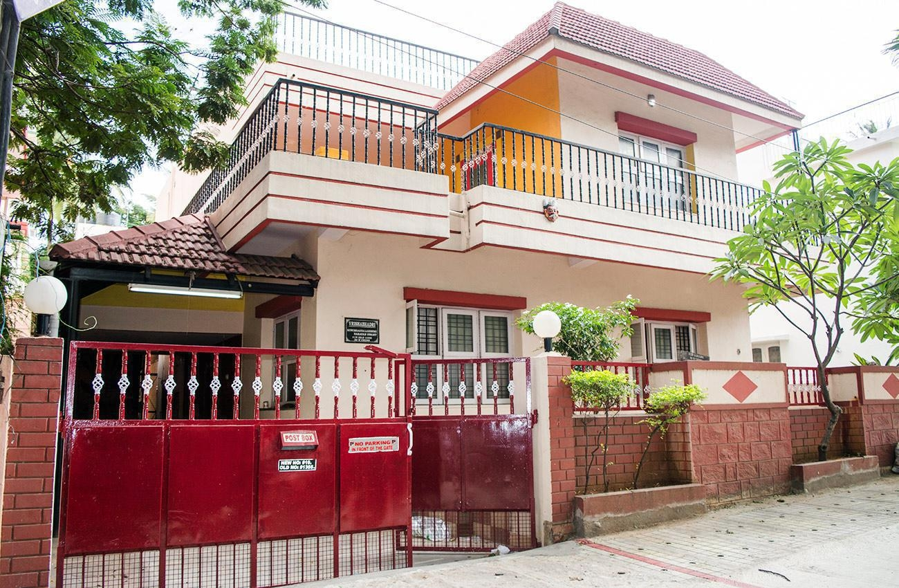 6 BHK Sharing Rooms for Women at ?7700 in Jayanagar, Bangalore