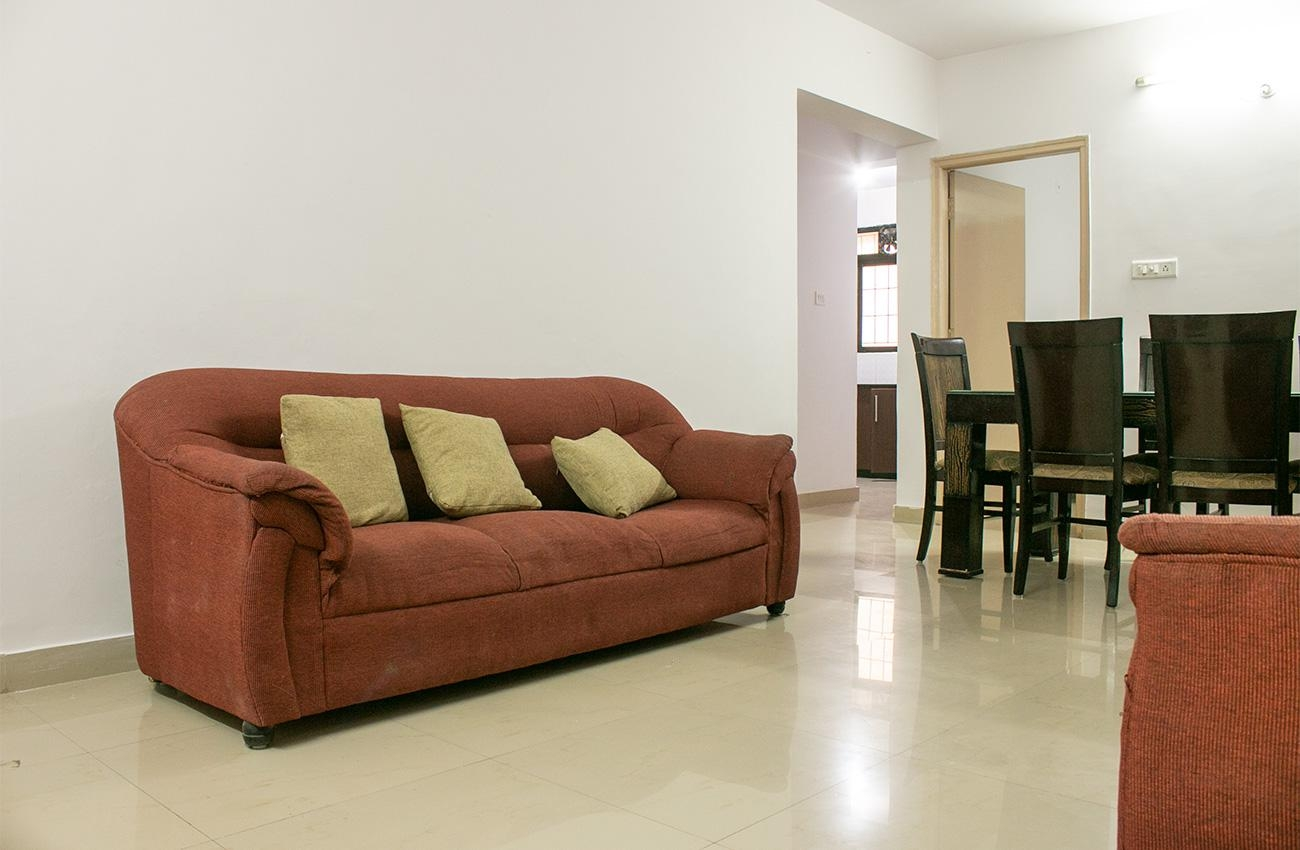 2 BHK Fully Furnished Flat for rent in Harlur for ?24400, Bangalore