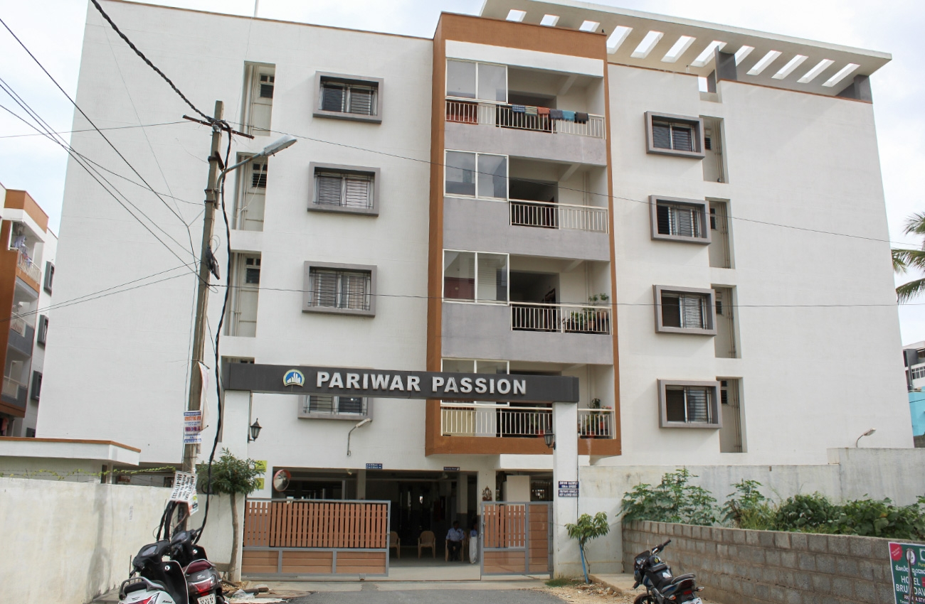 3 BHK Semi Furnished Flat for rent in Tejaswini Nagar for ?22850, Bangalore