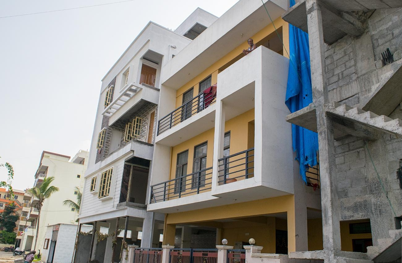 1 BHK Semi Furnished Flat for rent in Hulimavu Hulimavu for ?11000, Bangalore