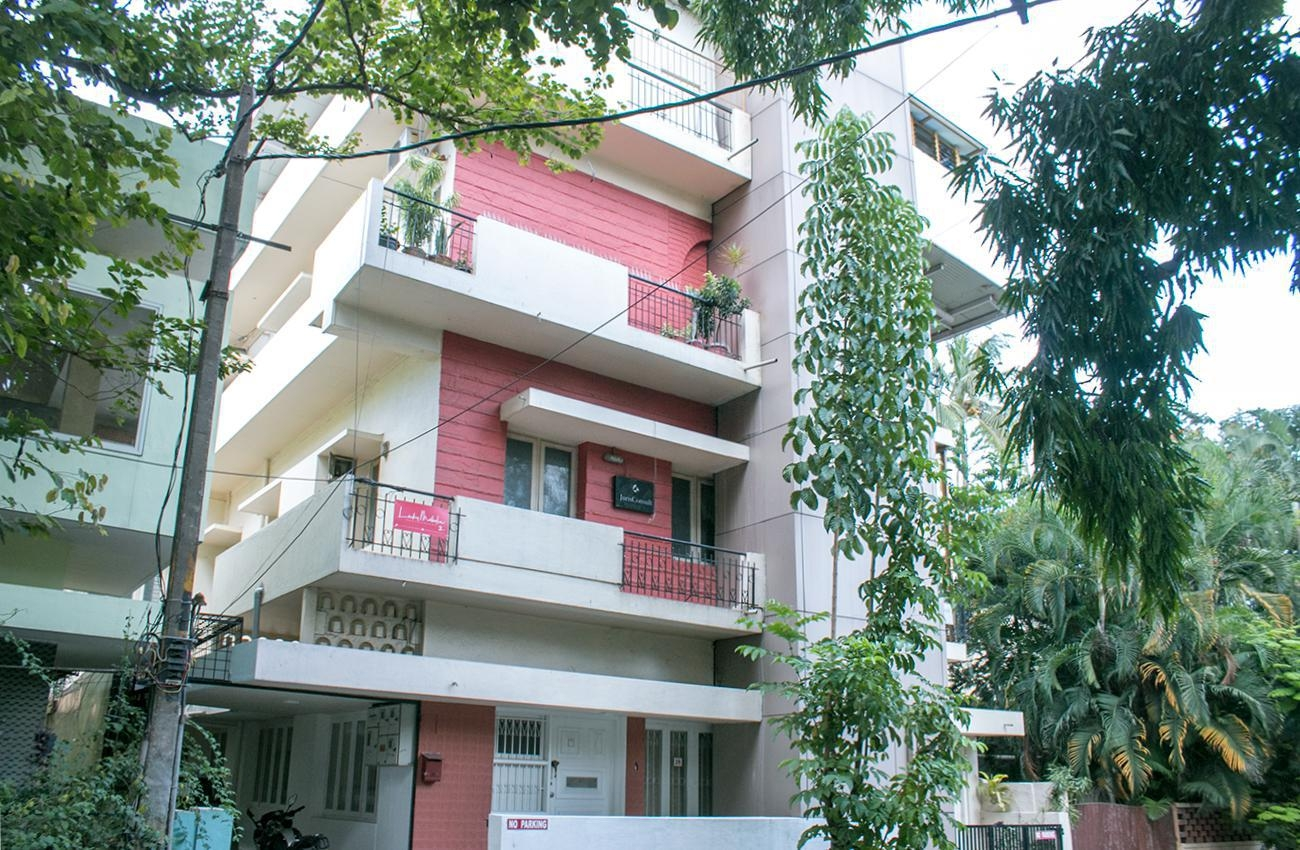 3 BHK Sharing Rooms for Women at ?9450 in C. S. I. Compound, Bangalore