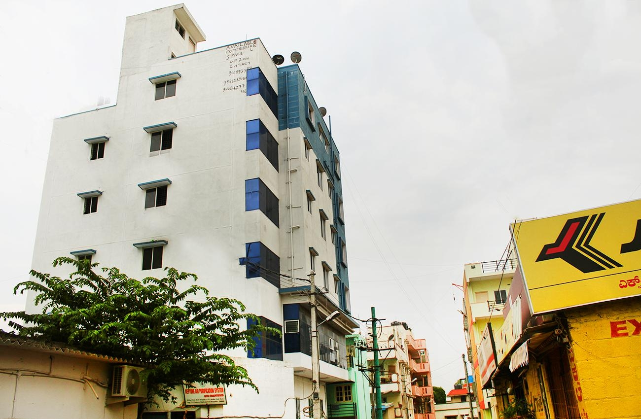 1 BHK Semi Furnished Flat for rent in Singasandra for ?9500, Bangalore