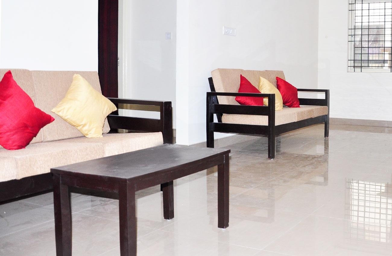 3 BHK Sharing Rooms for Men at ?8340 in Btm Layout 1, Bangalore
