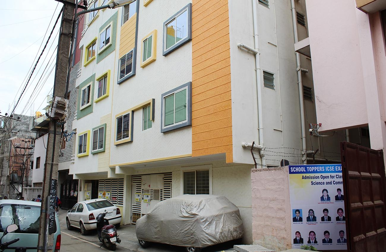 1 BHK Semi Furnished Flat for rent in Bilekahalli for ?8550, Bangalore
