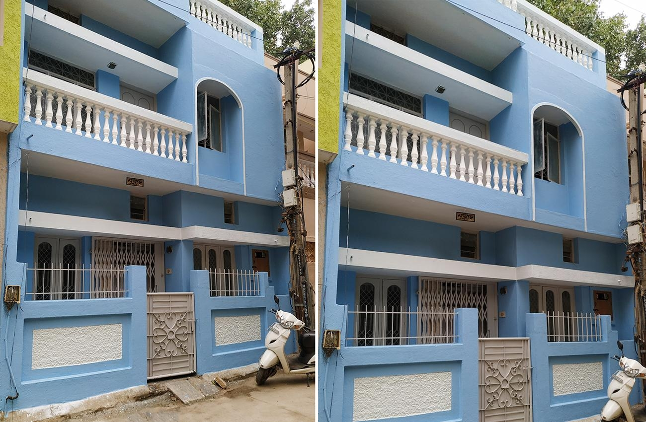 7 BHK Semi Furnished Flat for rent in Richards Town for ?23100, Bangalore