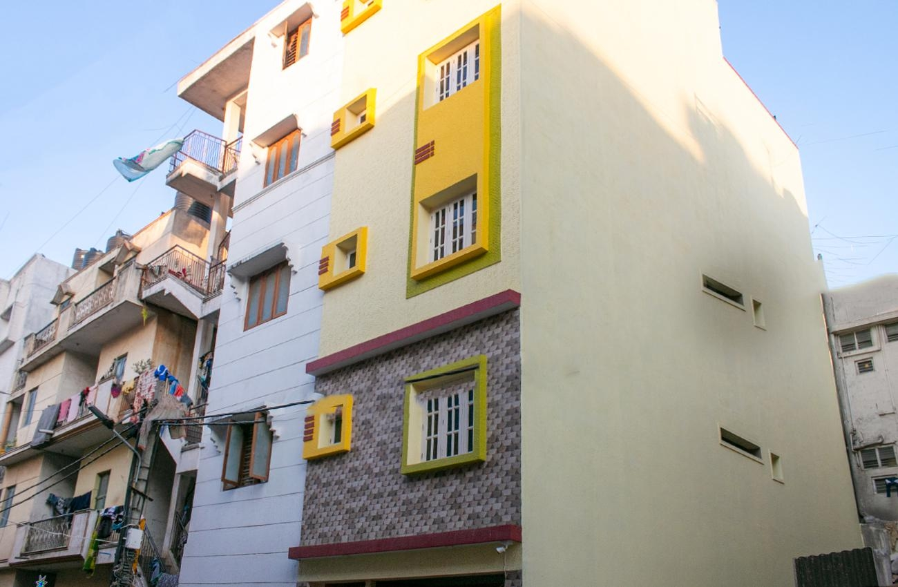 1 BK Semi Furnished Flat for rent in Suddagunte Palya for ?7000, Bangalore