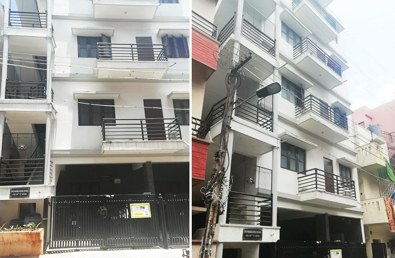 1 BHK Semi Furnished Flat for rent in Btm Layout for ?15000, Bangalore