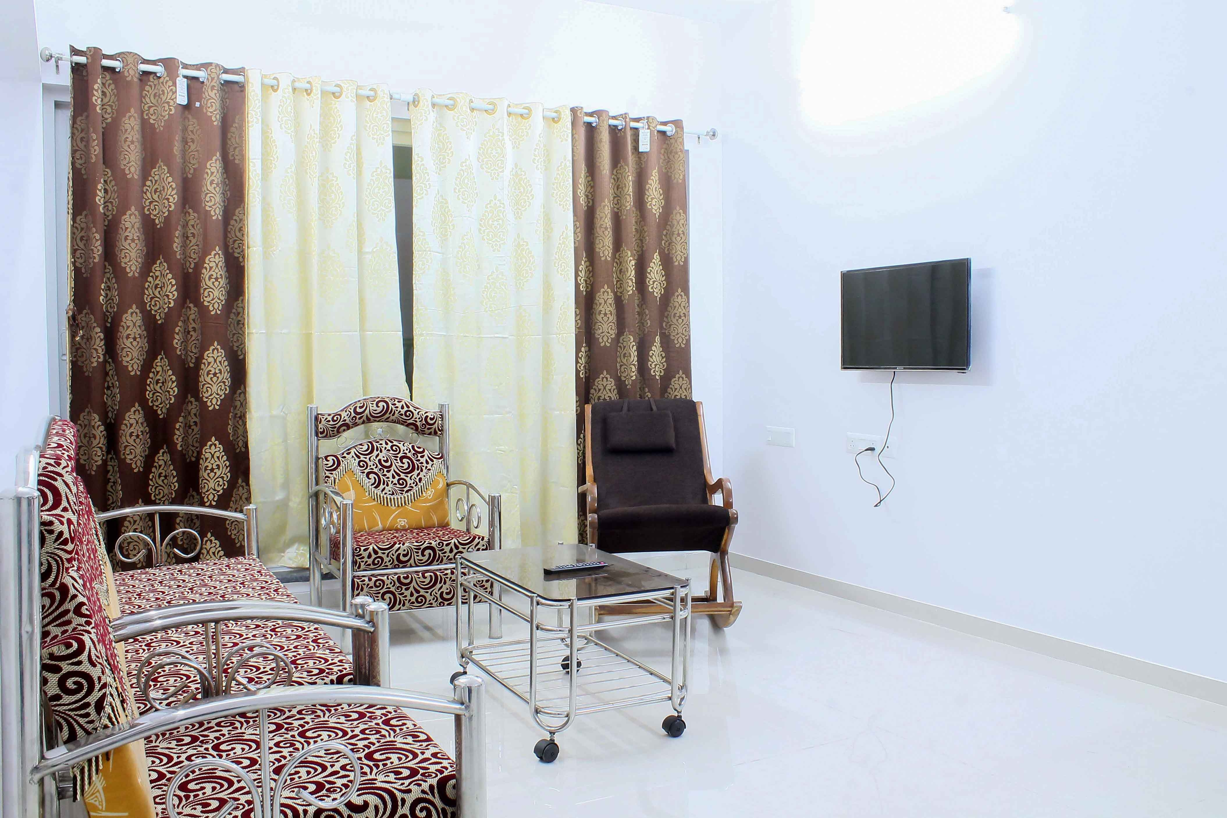 3 BHK Sharing Rooms for Women at ?8650 in Majiwada, Thane