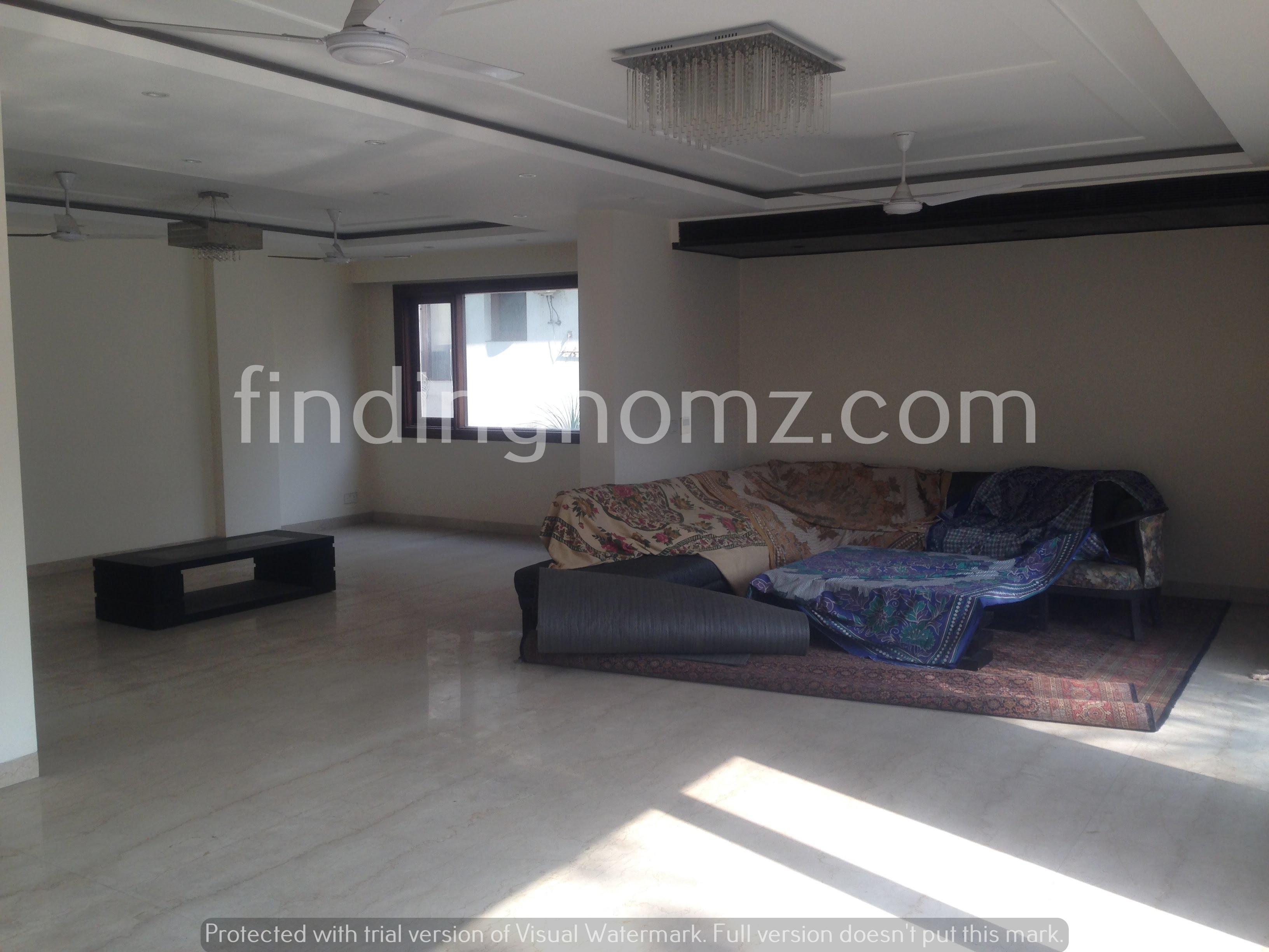 4 BHK Builder Floor Aartment in Maharani Bagh