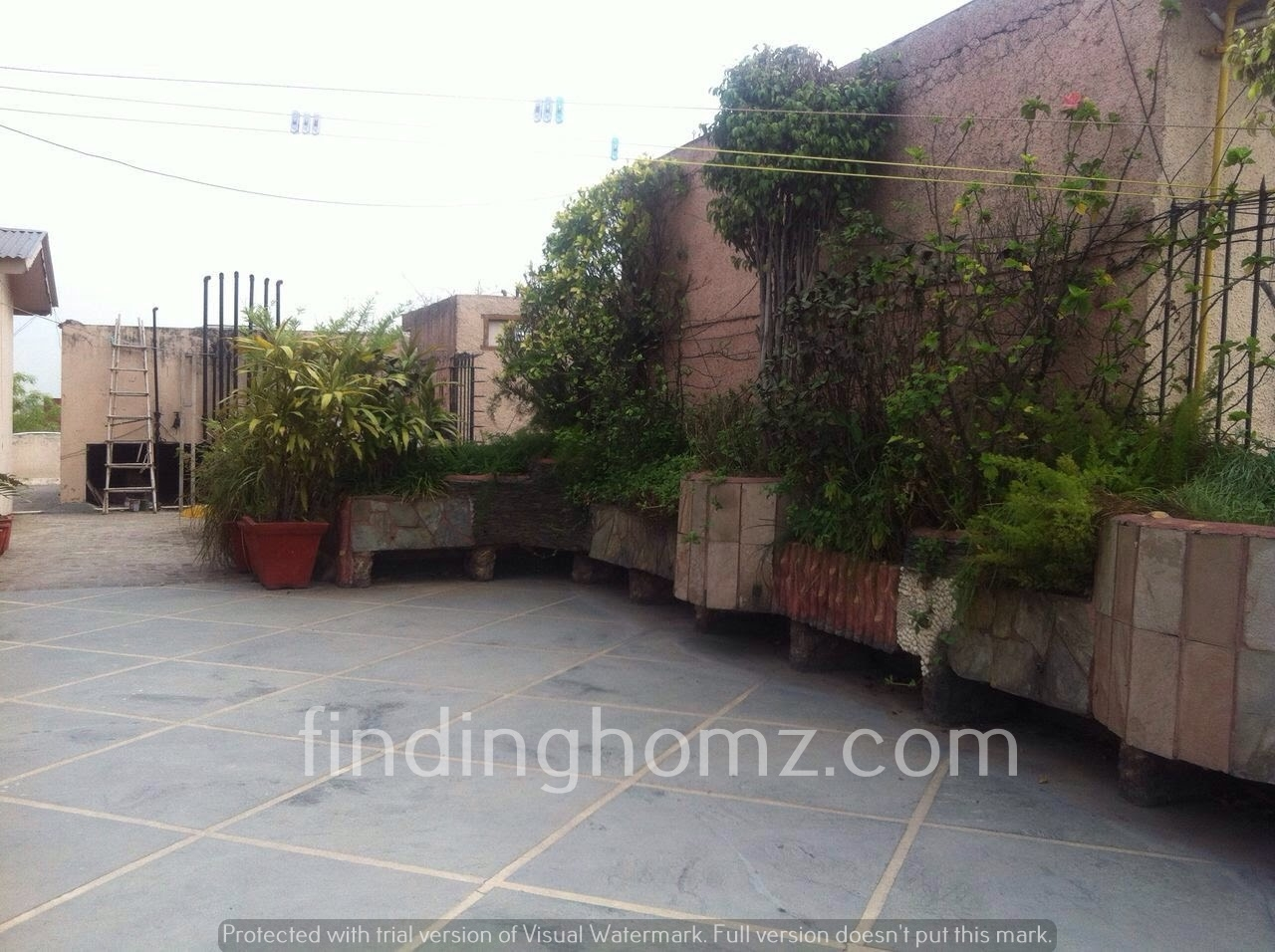 4 BHK Fully Furnished Builder Floor Apartment