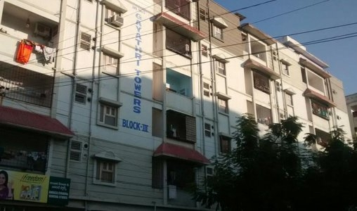 Need a female roommate for 2 bhk flat (single occupancy)