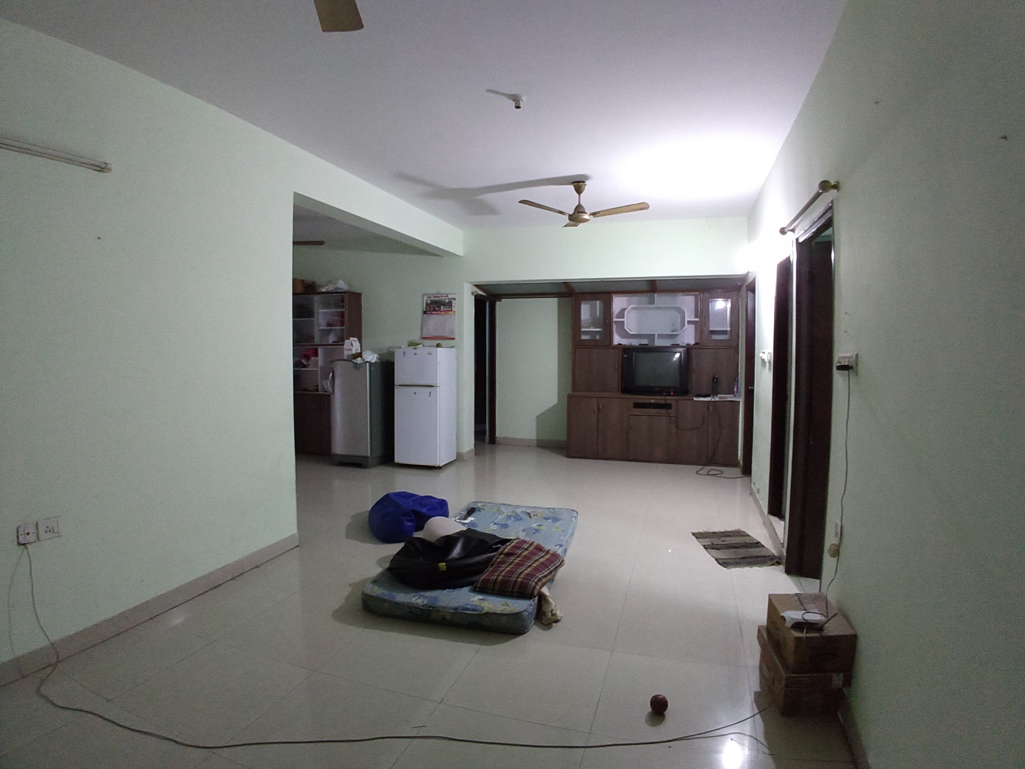 Fully Furnished room in 3bhk | Keerthi FLora Apartments