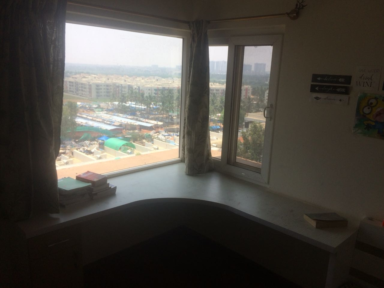 Looking for a male flatmate in 3bhk, Marathahalli-Whitefield
