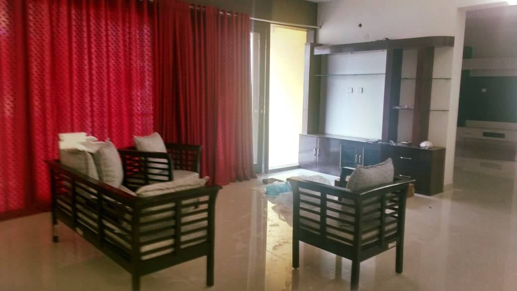 Single occupancy in fully furnished 3BHK @ kondapur